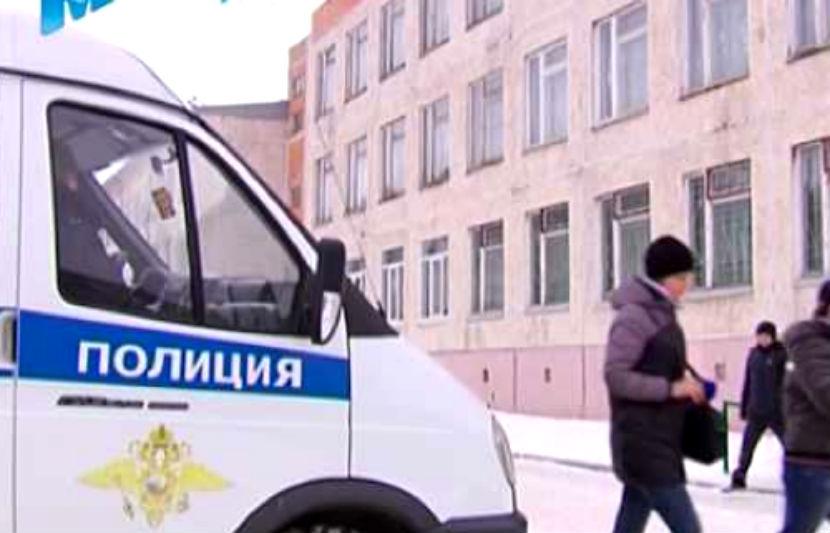 В раздевалке школы под Челябинском нашли взрывчатку