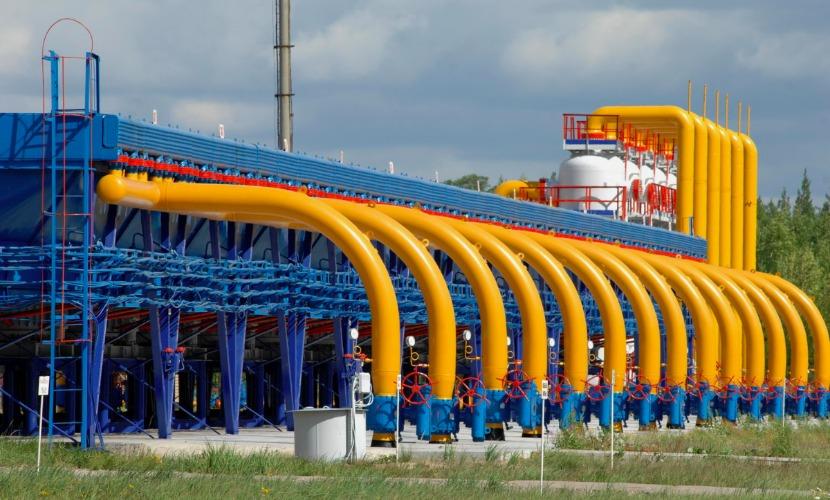 Британская и французская компании выиграли борьбу за право поставлять газ на Украину