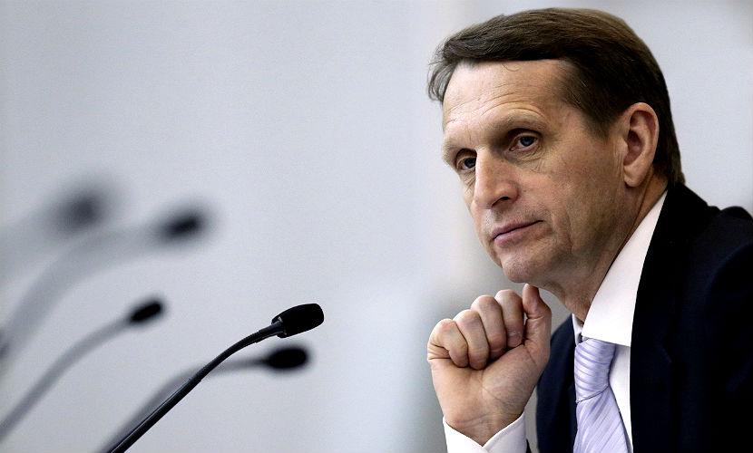 Власти РФ предпримут меры, чтобы остановить вытеснение русского языка в ряде стран, - Нарышкин