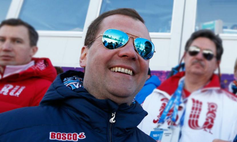Дмитрий Медведев встретит Новый год на лыжах