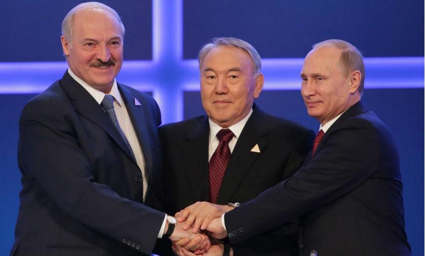 Россияне назвали Белоруссию и Казахстан самыми надежными партнерами