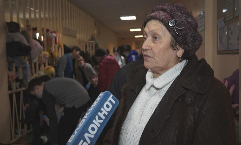 Бесстрашная пенсионерка вывела всех соседей после взрыва в многоэтажке Волгограда