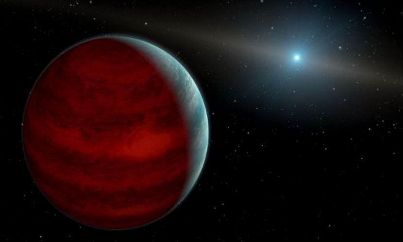 Ученые обнаружили в космосе необычную планету-изгой