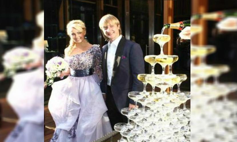 Плющенко проиграл бутылку шампанского по результатам чемпионата по фигурному катанию