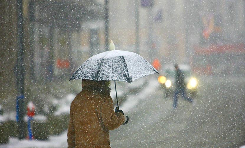 Москве грозят стихийные бедствия из-за резкого потепления