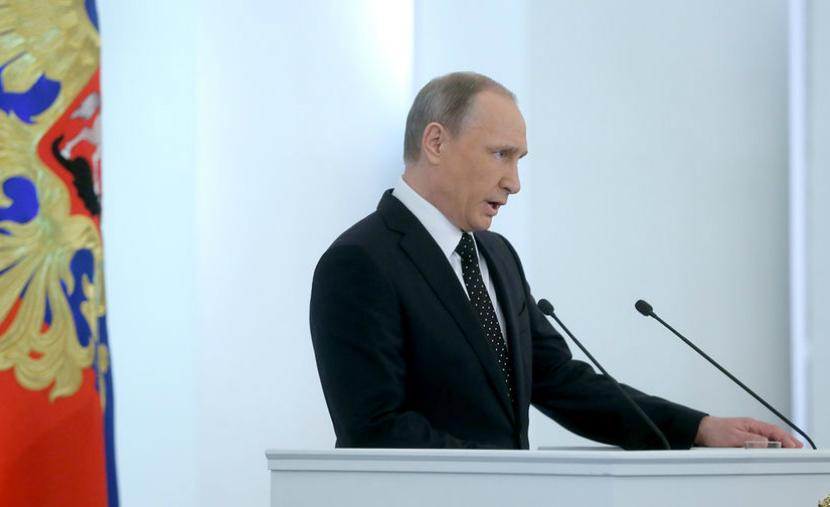 Россиян готовят к «войне» с Западом