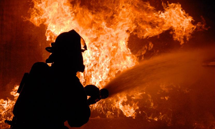Названа причина крупного пожара в психдиспансере под Воронежем