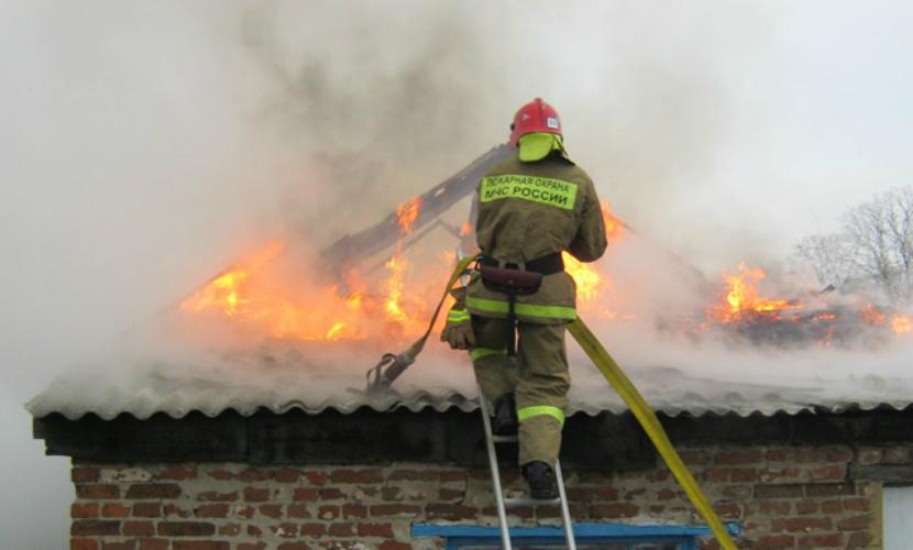 Трое детей 5, 6 и 7 лет погибли при пожаре в Якутии
