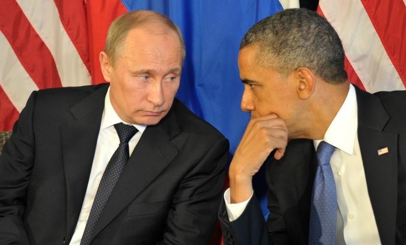 Путин превзошел Обаму в рейтинге политиков 2015 года