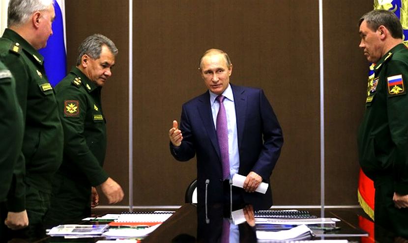 Путин приказал предельно жестко уничтожать любую угрозу в Сирии