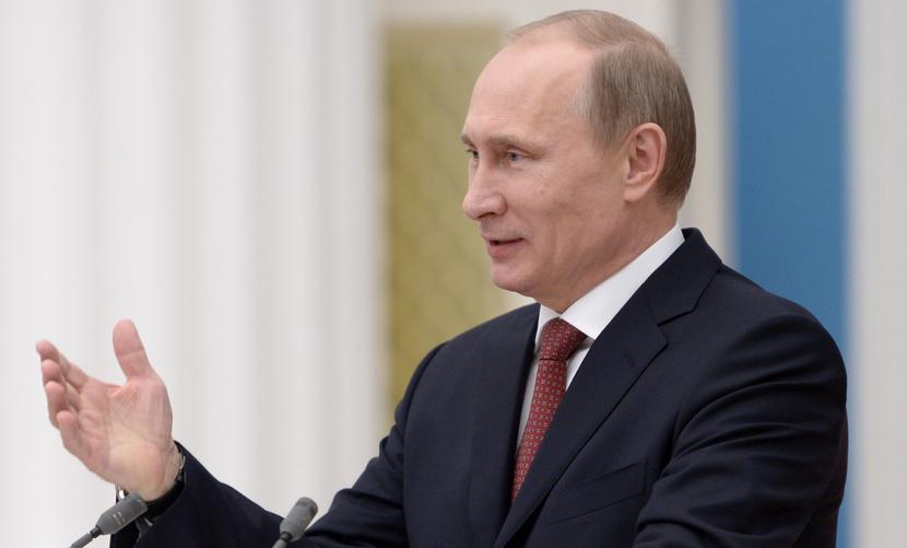Путин: Спецслужбы России предотвратили свыше 30 терактов и выявили более 320 шпионов
