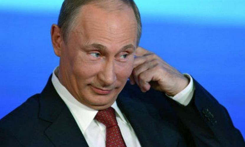 Путина рассмешила ссора Авакова и Саакашвили: