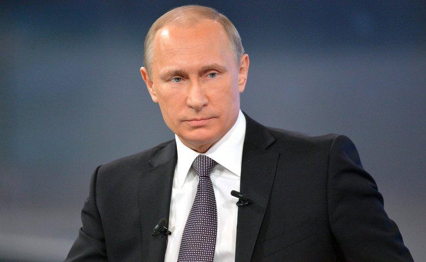 Запад назвал Путина