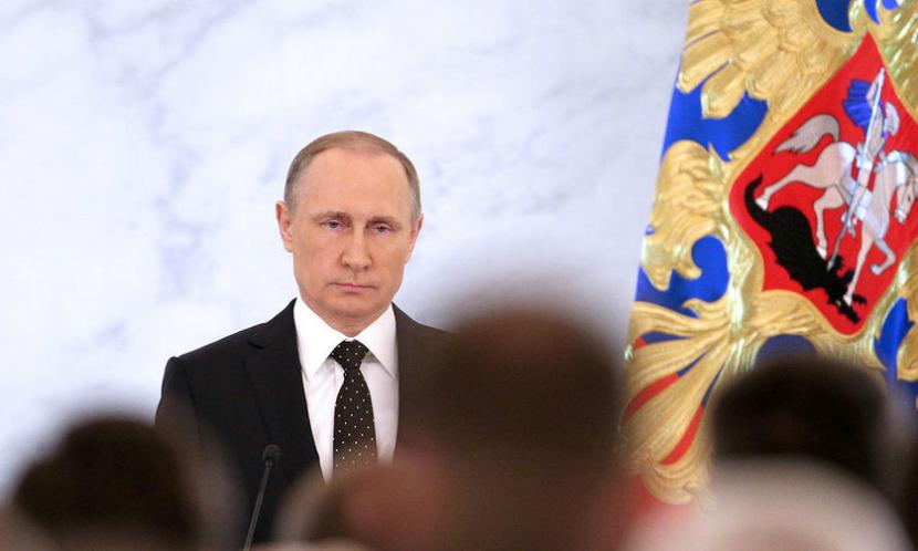 Депутат КПРФ заявил, что духовные скрепы Путина
