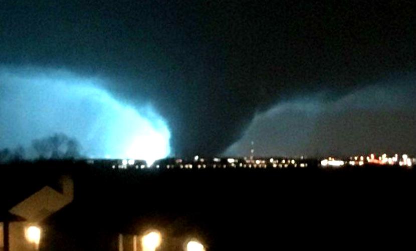Торнадо унесли в Техасе на Рождество жизни 11 человек