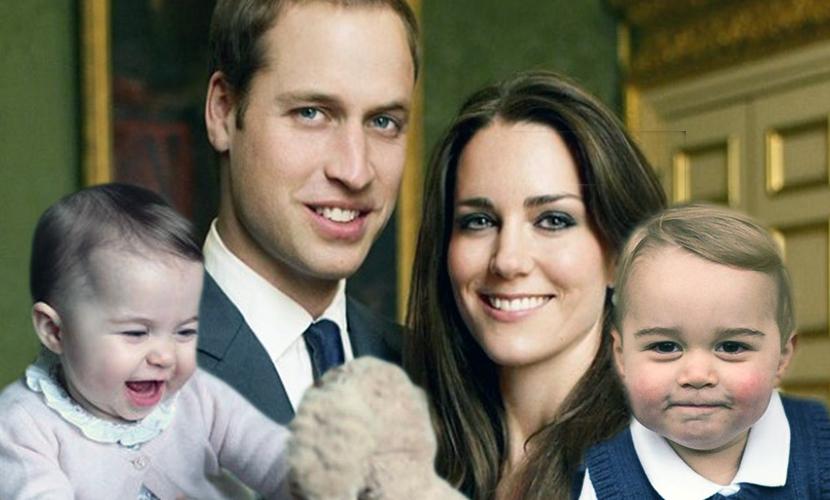 Принц Уильям рассказал, как маленькие Джордж и Шарлотта отметят Рождество