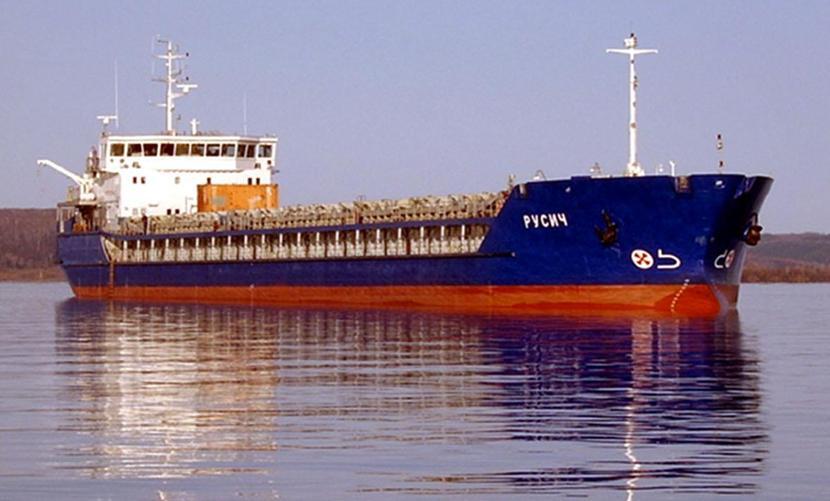 Турция арестовала российские корабли в порту Самсун в отместку за свои сухогрузы