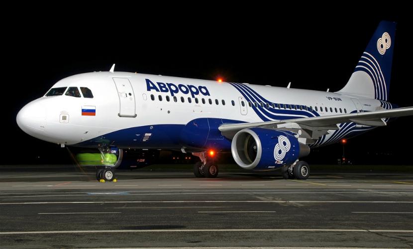 Самолет, летевший на Сахалин, вернулся во Владивосток из-за технического сбоя
