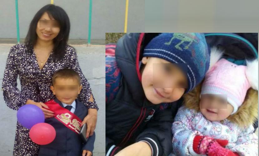Лилия, Никита и Соня