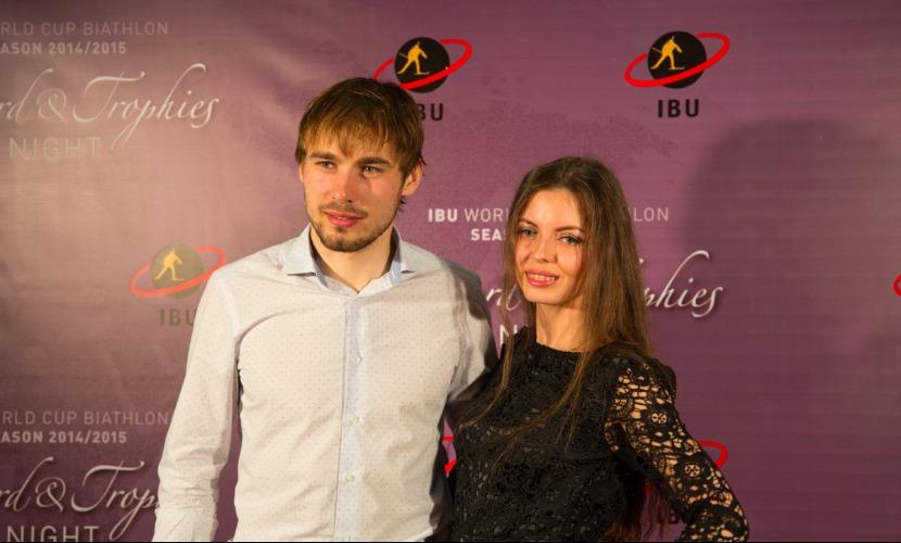 Антон Шипулин через два дня после блестящей победы в Австрии стал счастливым отцом