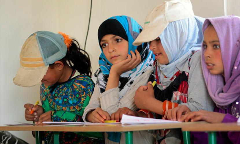 Девять девочек убиты при атаке боевиков на школу в Сирии