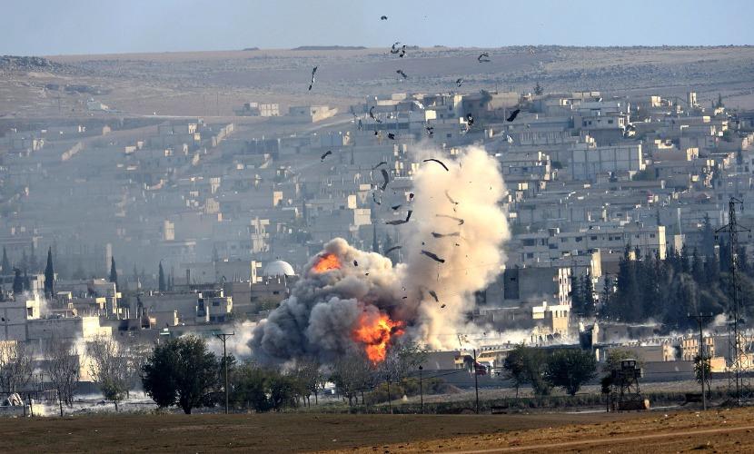 ВКС России помогли авиаударами в Сирии повстанческим отрядам