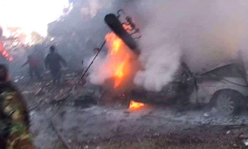 Смертник устроил теракт с десятками погибших и раненых в Сирии
