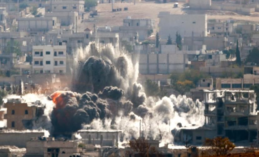 Россия сбросила 1500 бомб на объекты ИГИЛ, - Минобороны