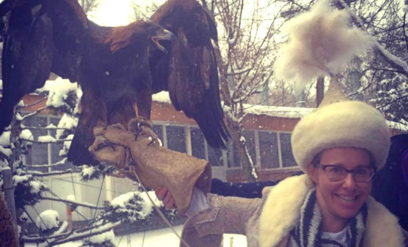 Ксения Собчак бросила Максима Виторгана ради крылатого хищника