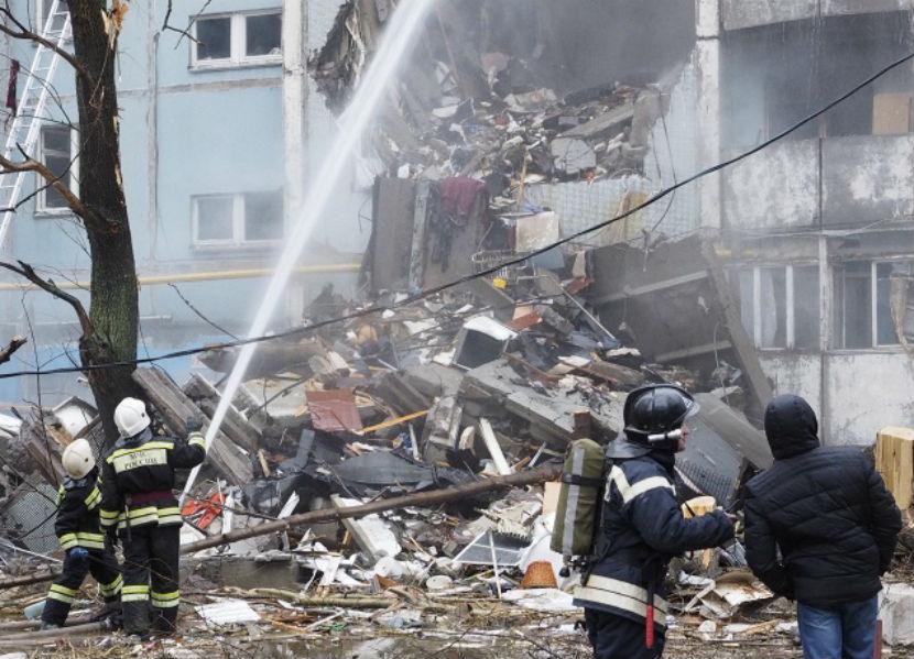 Опознан четвертый погибший во время взрыва газа в Волгограде