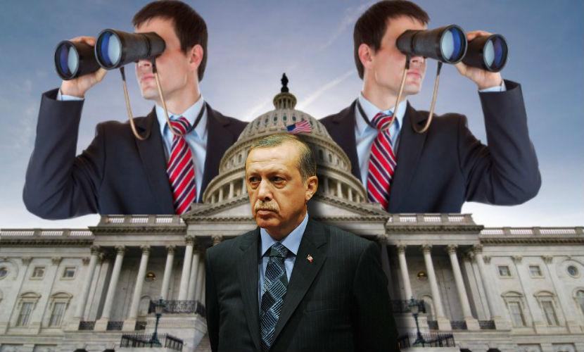 США продолжили шпионить за Эрдоганом вопреки обещанию Обамы