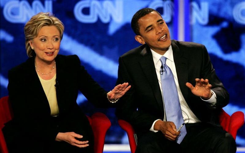 Обама и Клинтон стали самыми уважаемыми людьми США