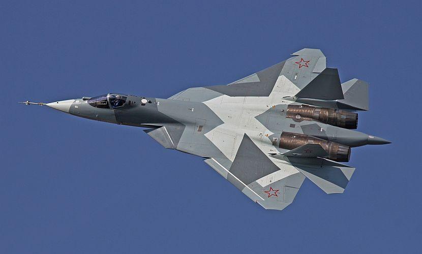 Уже ставший знаменитым Т-50 поступит на вооружение в 2017 году, - ВКС России