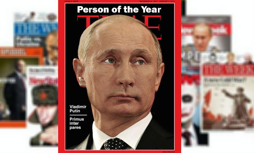 Журнал Time в число финалистов на звание