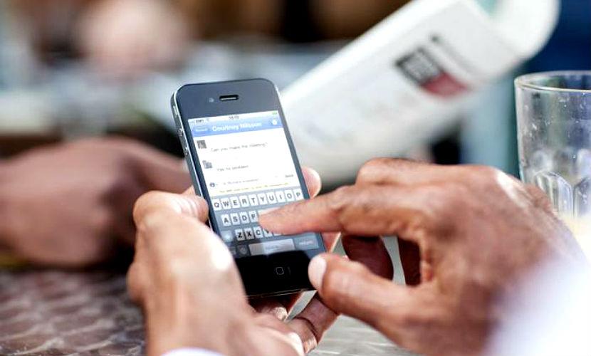 О том, что пора выходить на пенсию, россиянам напомнят СМС