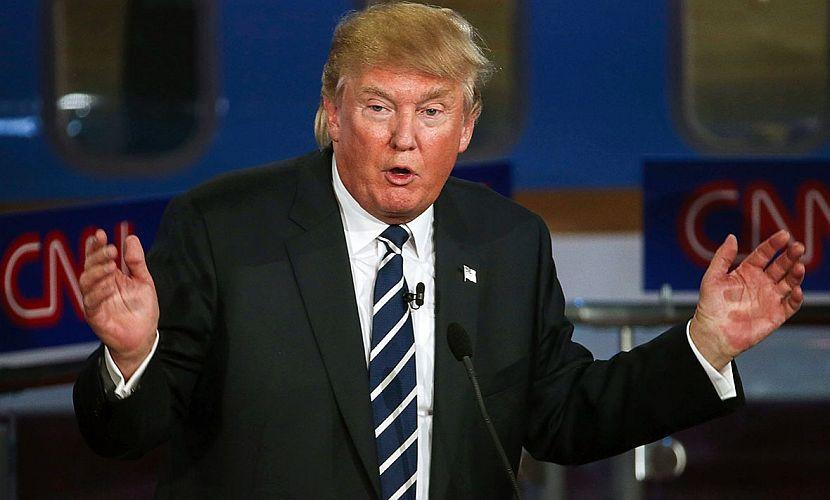 Мои конкуренты из Республиканской партии ревнуют меня к Путину, - Трамп