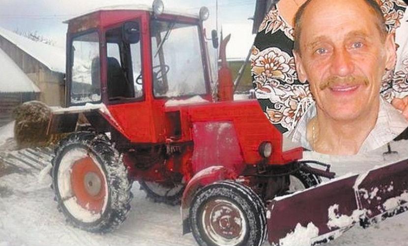 Кировский пенсионер променял свой трактор на сборник стихов