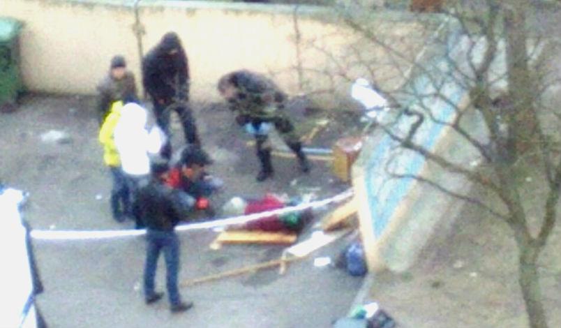 Девушку убили и выбросили в коробке из-под обуви в Петербурге