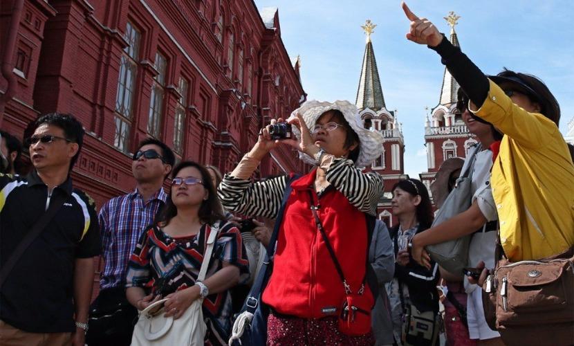 Несмотря на изоляцию России, иностранцы приезжают в нее с удовольствием, - Ростуризм