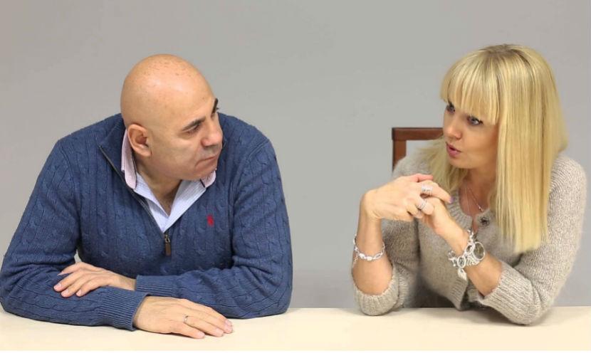 Певица Валерия на заправке довела до слез мужа Иосифа Пригожина