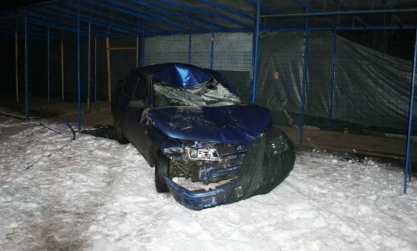 Ребенок и трое взрослых пострадали в результате наезда ВАЗа на пешеходов в Новой Москве