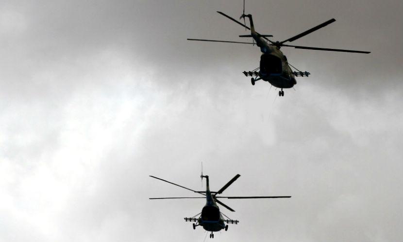 Террористы заявили об атаке на российские вертолеты в Сирии