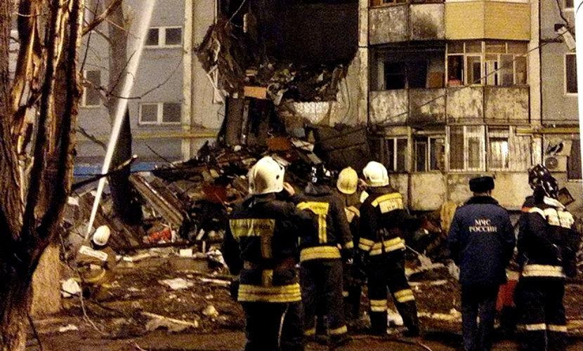 Девятиэтажный дом, где взорвался газ, будут сносить