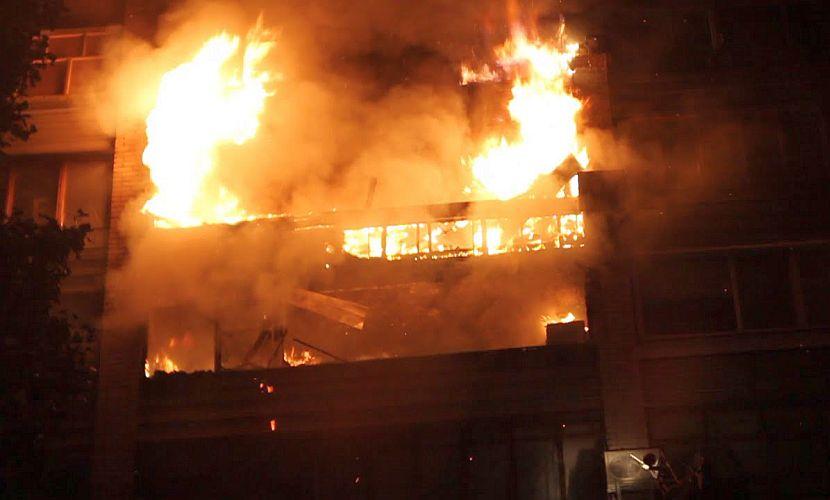 23 человека могли погибнуть в диспансере под Воронежем из-за возгорания проводки