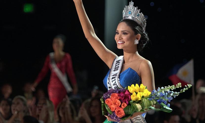 Победительницей конкурса «Мисс Вселенная-2015» со скандалом стала красавица из Филиппин