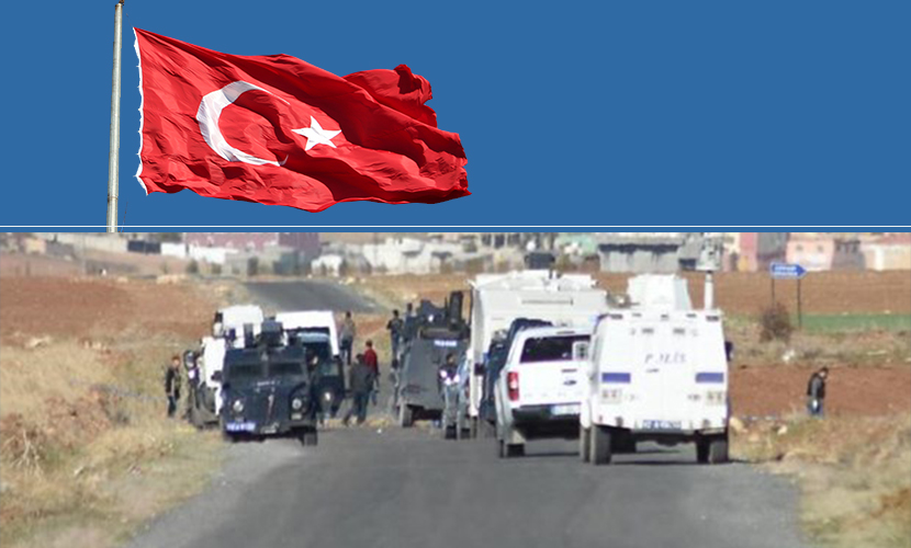 Автомобиль с полицейскими взорвали в Турции