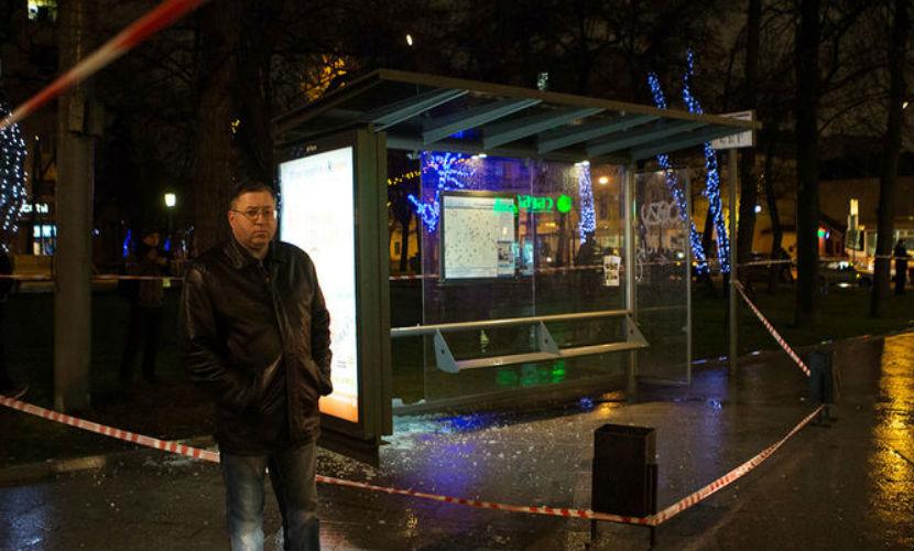 Количество пострадавших при взрыве на остановке в Москве достигло 4 человек