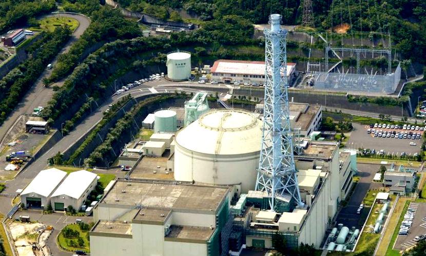 Сигнализация четырежды срабатывала на реакторе