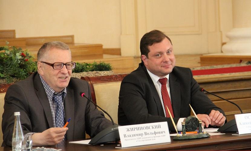 Прокуратура исследовала эпизод с обвинением губернатора в торговле мандатом депутата Смоленской облдумы