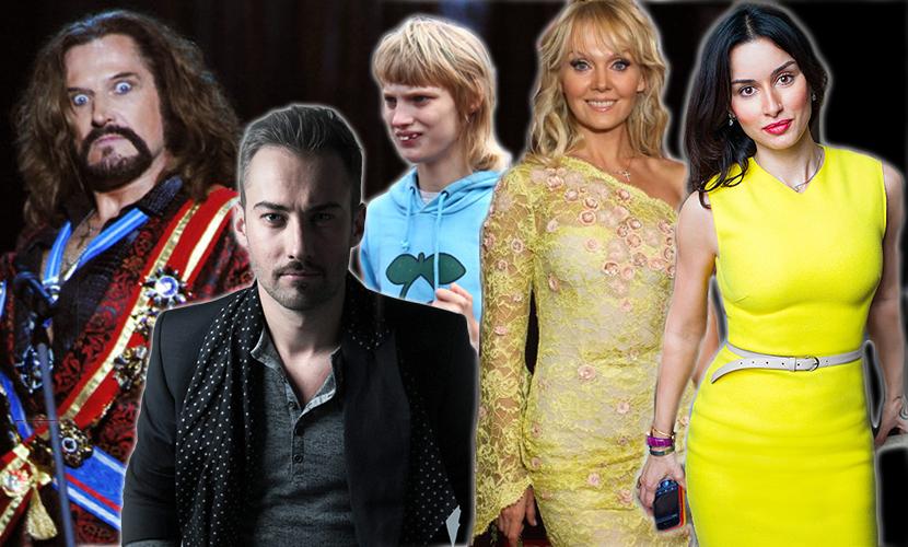 Топ-5 громких скандалов звезд шоу-бизнеса в 2015 году